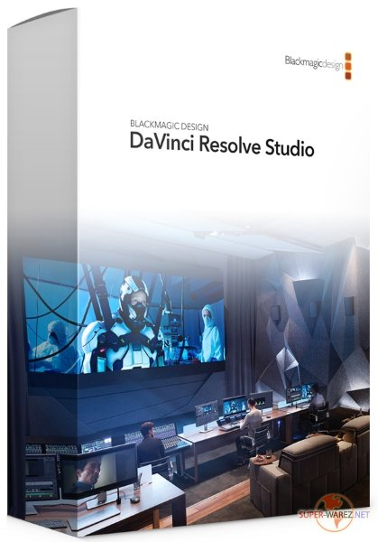 Blackmagic Design DaVinci Resolve Studio 16.2.3.15 RePack by PooShock