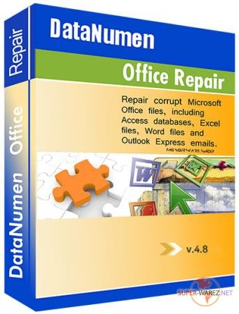 DataNumen Office Repair 4.8.0.0