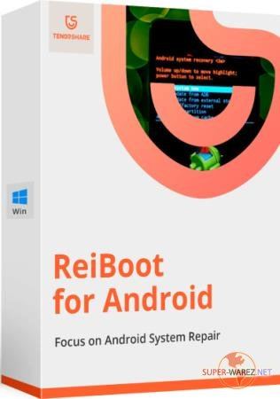 Tenorshare ReiBoot for Android Pro 2.1.2.0