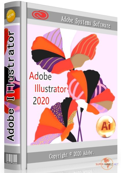 Adobe Illustrator 2020 24.2.1.496 RePack by KpoJIuK