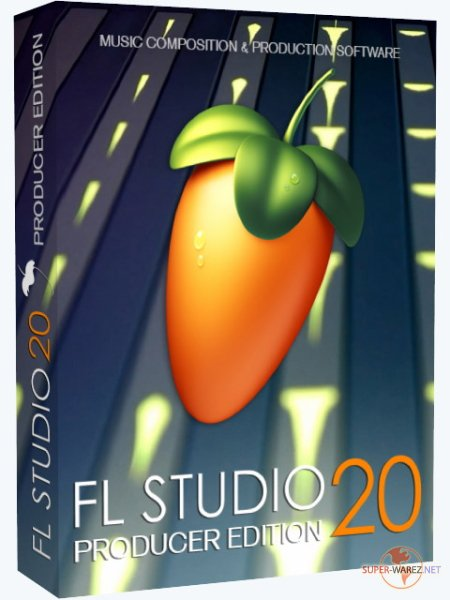 FL Studio Producer Edition 20.7.1.1773 Signature Bundle Portable by XpucT