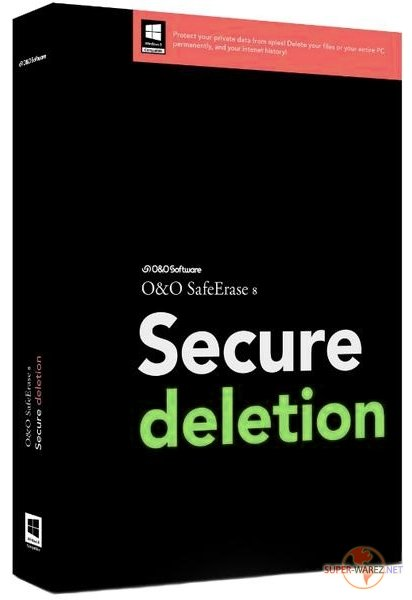 O&O SafeErase Professional 15.6 Build 71