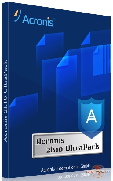 Acronis 2k10 UltraPack 7.27