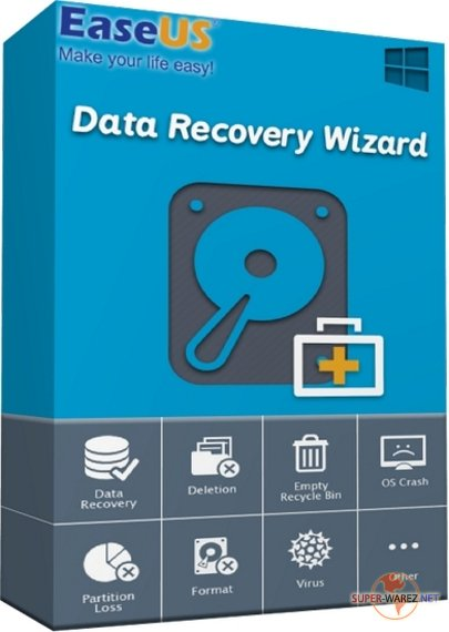 EaseUS Data Recovery Wizard Technician / Professional 13.5