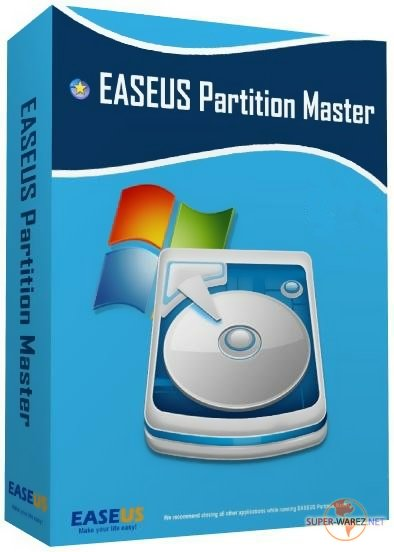 EaseUS Partition Master 14.5 Technician / Professional / Unlimited / Server Edition + Rus