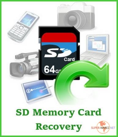 iCare SD Memory Card Recovery 1.1.8