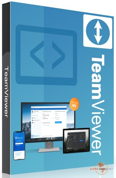TeamViewer 15.7.7 Final + Portable