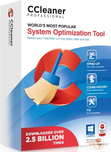 CCleaner 5.69.7865 Free / Professional / Business / Technician Edition RePack & Portable by KpoJIuK