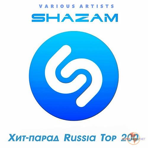 Shazam Хит-парад Russia Top 200 04.08.2020 (2020)