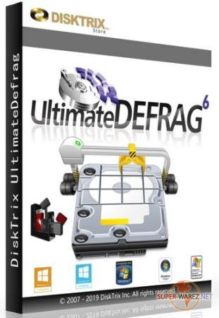 UltimateDefrag 6.0.68.0 RePack/Portable by D!akov