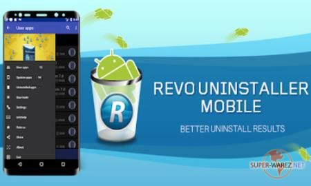Revo Uninstaller Mobile Pro 2.2.400 [Android]