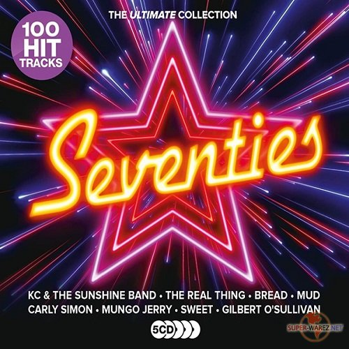The Ultimate Collection Seventies (2020)