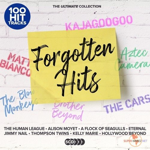 Ultimate Forgotten Hits (5CD) (2021)