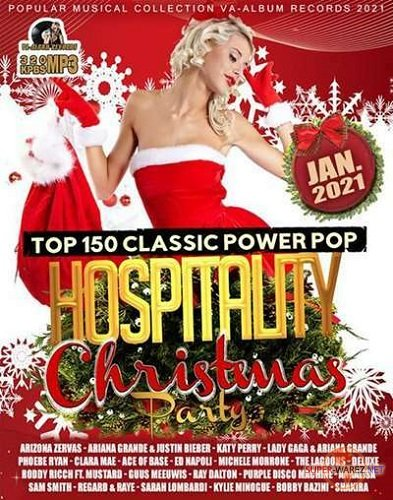 Hospitality Christmas Pop Party (2021)
