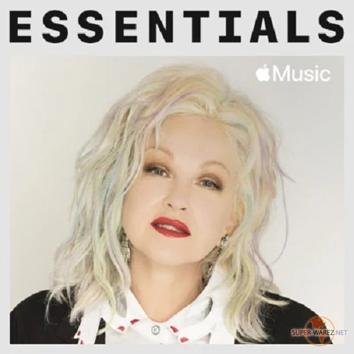 Cyndi Lauper - Essentials (2021)