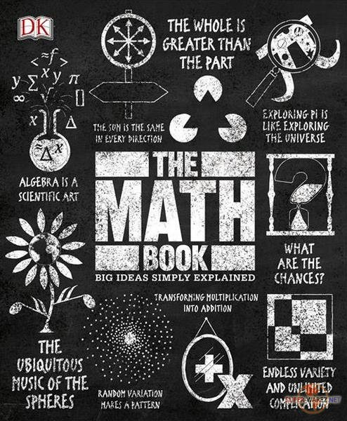 DK - The Math Book (Big Ideas Simply Explained)